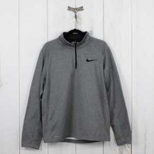 NIKE Therma Fit Quarter Zip Pullover Size M
